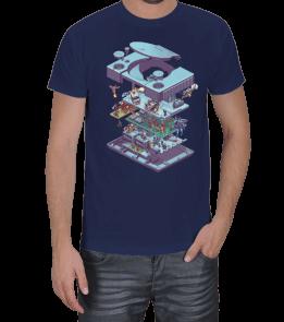 OZBAY - Playstation 1 Erkek Tişört Erkek Tişört