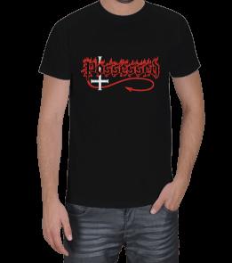 Tishop - Possessed Erkek Tişört