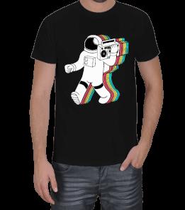 ARUAL - Radyolu Astronot Erkek Tişört
