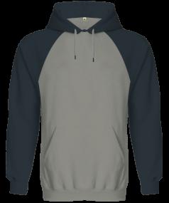 Orjinal Reglan Hoodie Unisex Kapüşonlu Sweatshirt