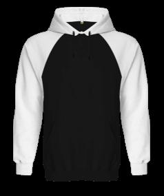 Orjinal Reglan Hoodie Unisex Kapüşonlu Sweatshirt - Thumbnail