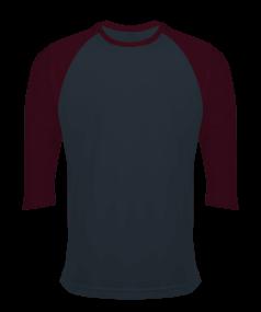 Orjinal Reglan 3/4 Kol Unisex Tişört