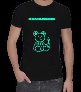 Barış Öçal   Art Design - Rammstein Puppe Yeşil Erkek Spor Kesim