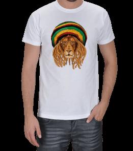 Envy - rasta aslan Erkek Tişört