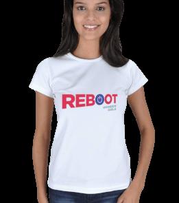 Asianfireflies Shop - reboot Kadın Tişört
