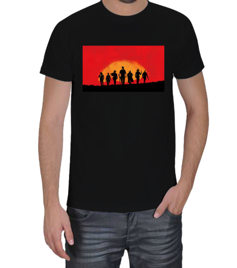Cactus Shop - Red Dead Redemption Erkek Tişört