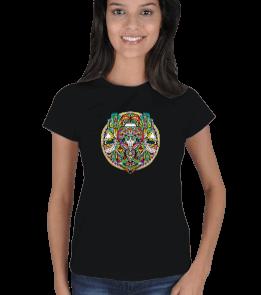 CÇ Design by Cem Çetin - rengarenk sembol Kadın Tişört