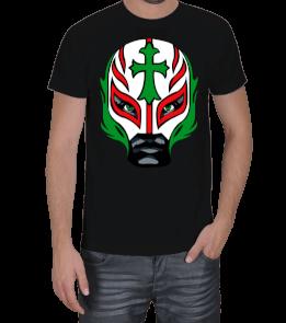Güreş Market - Rey MySterio Masked Erkek Tişört