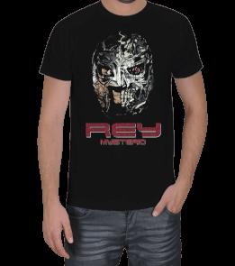 Güreş Market - Rey MySterio Termination Erkek Tişört