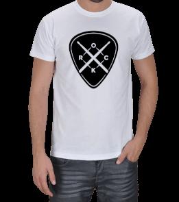 ROCK Erkek Tişört