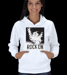 Lucid - Rock On Kadın Kapşonlu