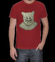 Sonsuz Tasarım - Şahsiyet - Köpek Öldüren Tişörtü Erkek Tişört