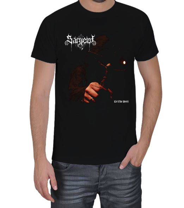 metalkafa1500 3 - Sargeist Erkek Tişört