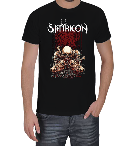 metalkafa1500 - Satyricon Erkek Tişört