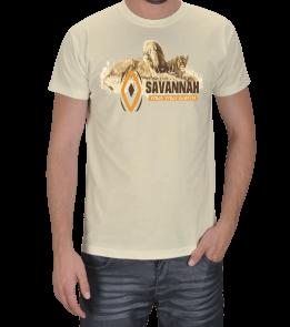 mabya - savannah Erkek Tişört