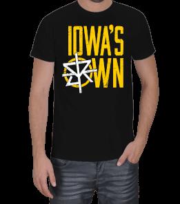 Güreş Market - Seth Rollins IOWAS SRWN Erkek Tişört