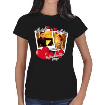 Sevgiliye Özel Bayan Tişört