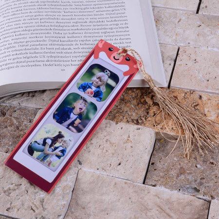 - Sevimli Hayvanlar Kitap Ayracı
