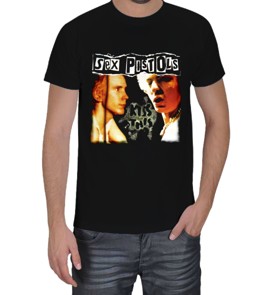 tişört4 - Sex Pistols Erkek Tişört