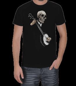 Moda tasarım - skull Erkek Tişört