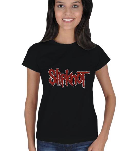 pabces - Slipknot Kadın Tişört