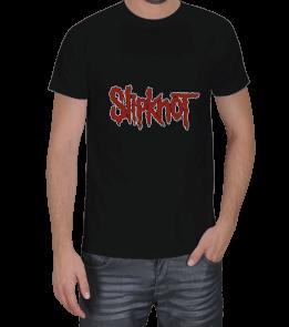 pabces - Slipknot siyah Erkek Tişört