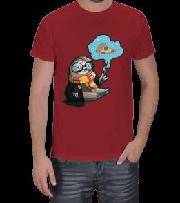 KibritShop - sloth Erkek Tişört