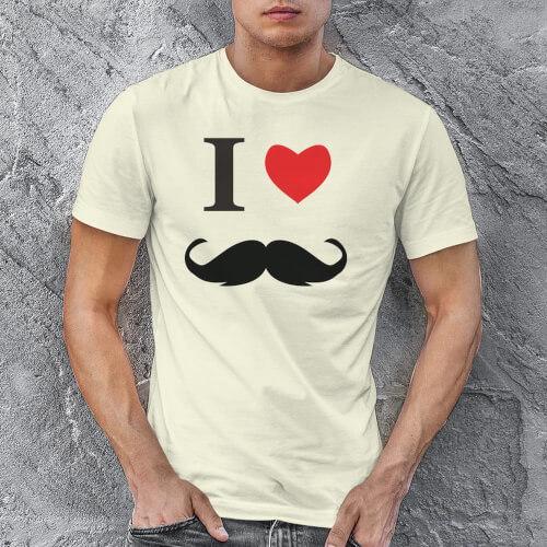 Smile Erkek Tişört - Tekli Kombin