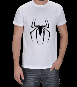 Geek-Shirt - Spiderman Beyaz T-Shirt Erkek Tişört
