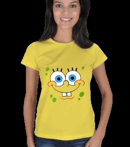 Dreamland Universe - Spongebob Kadın Tişört
