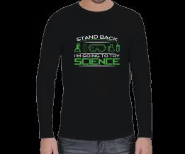 ATT - Stand Back Erkek Uzun Kol