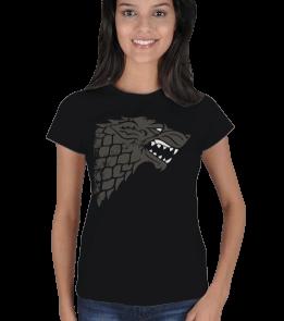 SIRIUS - Stark Direwolf Kadın Tişört