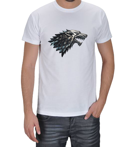Geek-Shirt - Stark Hane Simgesi Erkek Tişört