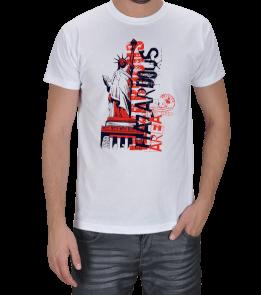 Doğaanadolu - Statue of Liberty Erkek Tişört
