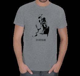 FEEDBACK - Steve Ray Vaughan Erkek Tişört