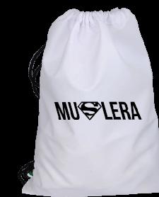 Enes Güldalı - Süpermen Muslera Büzgülü spor çanta