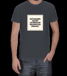 ToguzA - Tavsiye veren girişimci Erkek Tişört
