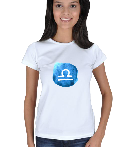 fulyanin - Terazi Kadın Tişört