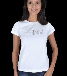 BeşÇeyrek Design - tertemiz delirdik Kadın Tişört