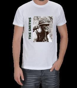 depresif tişörtler - the smiths meat is murder Erkek Tişört