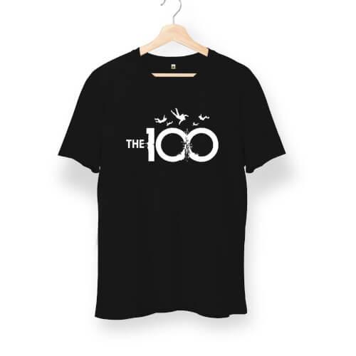Tisho - The100 Unisex Kısa Kol Tişört