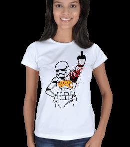SIRIUS - Trooper Finger Kadın Tişört