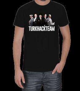 Türk Hack Team - Türk Hack Team Atatürk Erkek Tişört