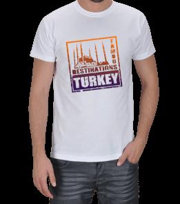 Doğaanadolu - Türkiye ye seyahat Erkek Tişört