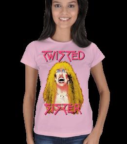 YARASA - TWISTED SISTER Kadın Tişört