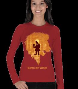 Tyrion Lannister The Lion -K Kadın Uzun Kol