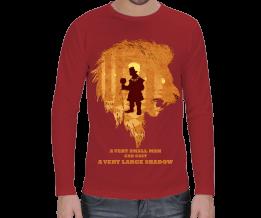 Tyrion Lannister The Lion -Uzun Erkek Uzun Kol