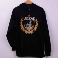 Tisho - Ultras Guardians of Culture Kapşonlu Sweatshirt - M Beden, Siyah