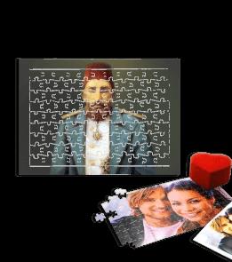 BUDUR GİYİM - ULU HAKAN 2.ABDÜLHAMİD HAN Dikdörtgen Puzzle