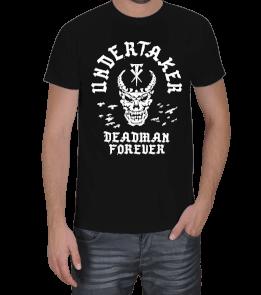Güreş Market - Undertaker Deadman Forever Erkek Tişört